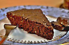 Čokoládovo oriešková torta bez lepku Meatloaf, Banana Bread, Gluten Free, Desserts, Food, Kitchen, Basket, Glutenfree, Tailgate Desserts