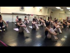 The Joy Womack Conditioning/Flexibility Course for Cloud and Victory - YouTube
