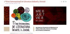 1º Foro Internacional de Literatura Infantil y Juvenil - Misiones