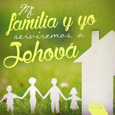 «Pero si te niegas a servir al Señor, elige hoy mismo a quién servirás…en cuanto a mí y a mi familia, nosotros serviremos al Señor». —Josué 24:15