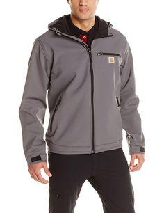 Carhartt Men's Big & Tall Crowley Hooded Jacket