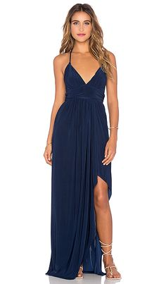 Mismatched Bridesmaid Dresses in Navy Blue. Navy blue mismatched bridesmaid…
