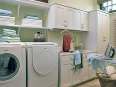 The Sweet Spot: Laundry Room of My Dreams