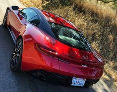 Aston Martin DB11 Luxury car Follow @poetryinspired ️♡
