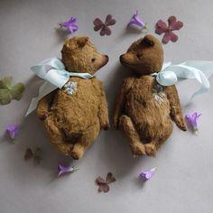 Svetlana Teddy bears artist