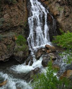 Phil and I went on this hike today.  It was just what this body needed! ~ Waterfall Canyon ~ Ogden, Utah....