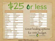 Young Living Essential Oils on a budget  AMomAndHerOils@gmail.com