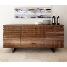 Paloma Sideboard part of the Paloma Dinning Set from Crate and Barrel - Another must have!!!