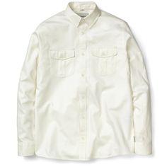 Carhartt WIP Robbins Long Sleeved Shirt SS15