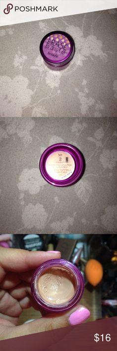Benefit erase paste concealer | Concealer, Ac and Ea