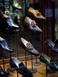 Fine footwear fans will have been pleased to hear news of Mr Hare's first store in London's Mayfair. 400sq foot of Stafford street, sitting in between Dover St and Bond St, will be given over to the entire collection, available in all its impressive variation in this deco style set up.