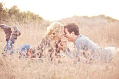 I want to take pics like this in a field!! :)