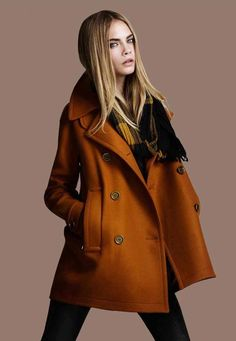Ladys Autumn winter women's wool coat fashion double breasted woolen stand collar business suit formal & cool overcoat coat on AliExpress.com. $53.00