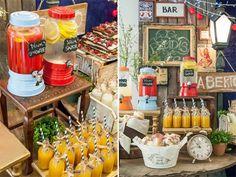 Lar Doce Ana: Chá Bar com clima retrô