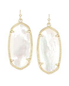 Shell-inspired Jewelry: Kendra Scott Elle Earrings | CoastalLiving.com