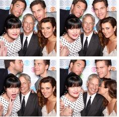 NCIS - One of the best cast dynamics I have ever seen!