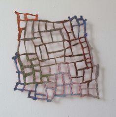 Marian Bijlenga, textile artist