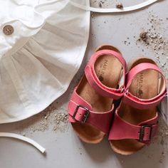 Sandale Haflinger piele - Bio Max Raspberry - HipHip.ro Birkenstock Milano, Summer Kids, Ski, Raspberry, Kids Fashion, Sandals, Shoes, Shoes Sandals, Zapatos