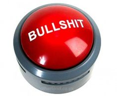 Great Gift for boss lol - The Official BS Button