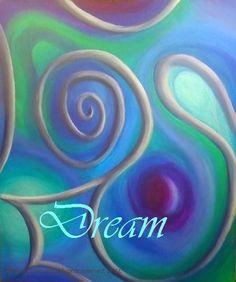 'Dream' ~ Reina Cottier Art