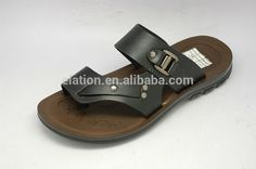 DQ D-601 high quality cheap men casual shoes sandal wholesale