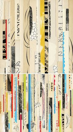 Type Tuesday: Valerie Roybal's collages — UPPERCASE