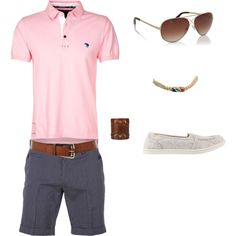 """Men's Summer Fashion"" by khelek on Polyvore"
