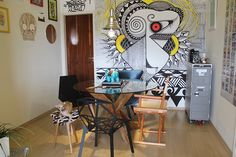 5 brasileiros que apostaram na cor para transformar seus apartamentos