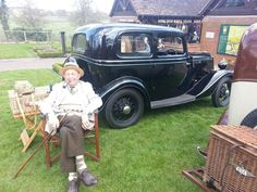 #vintagelover #vintagefestival #planestrainsandautomobiles #vintagetransport ~ I love everything about vintage transport ... car, buses, trains, planes ... #classic #style #forgemillneedlesmuseum 2016
