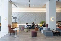 Kimball Office's Chicago Showroom - Office Snapshots