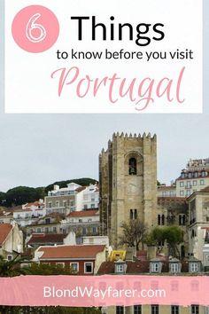 Portugal | Lisbon | Portugal Travel Tips | Europe | Wanderlust | Travel Inspiration