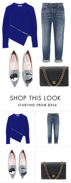 """""""Untitled #188"""" by shellynrl27 on Polyvore featuring Alexander Wang and Chanel"""