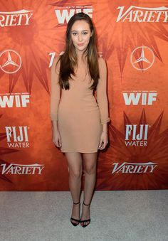 Actress Alycia Debnam Carey attends the Variety and Women in Film Annual Pre-Emmy Celebration at Gracias Madre on September 18, 2015 in West Hollywood, California.