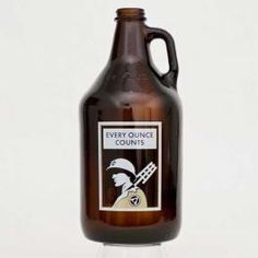 Civilian Brewing Division Growler
