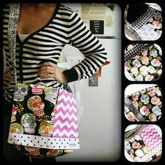 HUNGRYHIPPIE: Sew a Messenger Bag DIY tutorial
