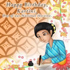 Kartini's Day April 21st by himehisagi.deviantart.com on @DeviantArt