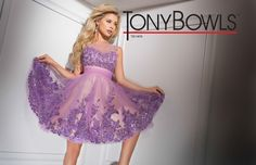 Tony Bowls TB11675 - Available at Stella's Bridal & Evening Collections