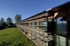 Vigilius Mountain Resort, Merano, 2003 - Matteo Thun & Partners