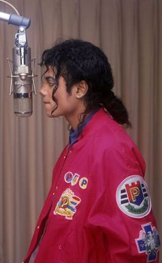 MJ (I just Can't Stop Loving You Studio)