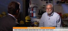Check out Dateline Sunday this evening where Dr. B. Don Russell, the Harry E. Bovay, Jr. Endowed Chair Professor in the Department of Electrical and Computer Engineering at +Texas A University will discuss inadequacies in smoke detectors. His story originally aired in October of 2012.