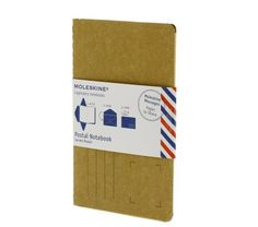 Already moderately obsessed with Moleskine notebooks. This just reinforces the situation...