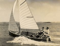 14 International: Simply classic sailing.  Classic and Vintage dinghy celebrations. International 14 Archive