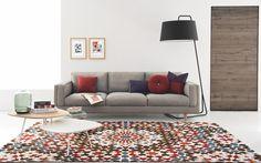 «Модульный диван Metro» (современный, дизайнерский): фото, описание, где купить. Цена от 111 089 руб., скидки - портал f2me.ru