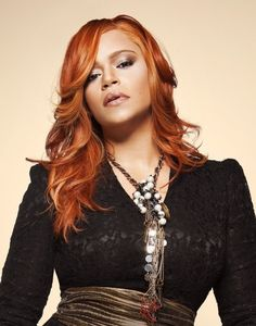 Faith Evans, American singer-songwriter & record producer. After singing backup for Al B. Sure & Christopher Williams, she became the 1st female artist on Bad Boy Ent. Her hits include You Used to Love Me, Soon as I Get Home, Love Like This, All Night Long, Love Like This, Can't Believe, I Love You, Burnin' Up, Again, Mesmerized & I'll Be Missing You, which became her best-selling song to date. She is also known as the widow of the Notorious B.I.G., & stars on the reality show, R&B Divas.