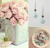 duck egg blue wedding flowers - Google Search