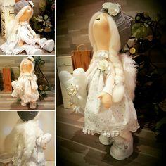 My new handmade doll - Angel