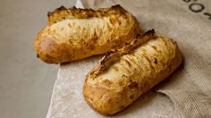 Three Cheese Bread - Loaf