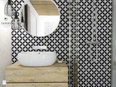 Łazienka styl Vintage - zdjęcie od FOORMA Pracownia Architektury Wnętrz