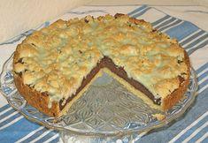 Mephistokuchen - Streuselkuchen mit Schokoladen-Nuss-Sahne-Butter-Creme - http://www.chefkoch.de/rezepte/614401161444371/Mephistokuchen.html