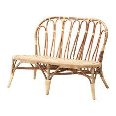 New IKEA sofa, rattan online shopping – herearetopshopping - living room furniture sectional Rattan Sofa, Rattan Furniture, Living Room Furniture, Wicker, Outdoor Furniture, Outdoor Chairs, Outdoor Decor, Ikea Sofa, Chaise Longue